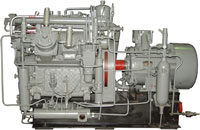 Поршневые газовые компрессоры